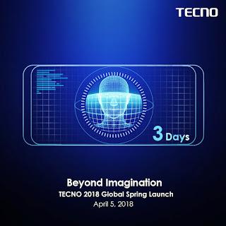 Tecno Set To Unveil Camon CX On April 5th