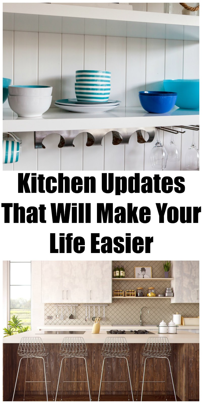 Kitchen Updates That Will Make Your Life Easier Mom Files