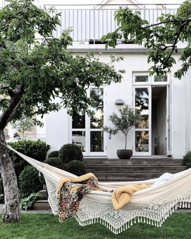 8 Ways to Pep up Your Outdoor Space, Scandi style