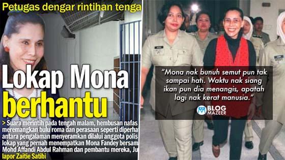 Sarjan Azizah Bongkar Rahsia Besar Tentang Mona Fendy Termasuk Kisah Hidupnya di Dalam Penjara