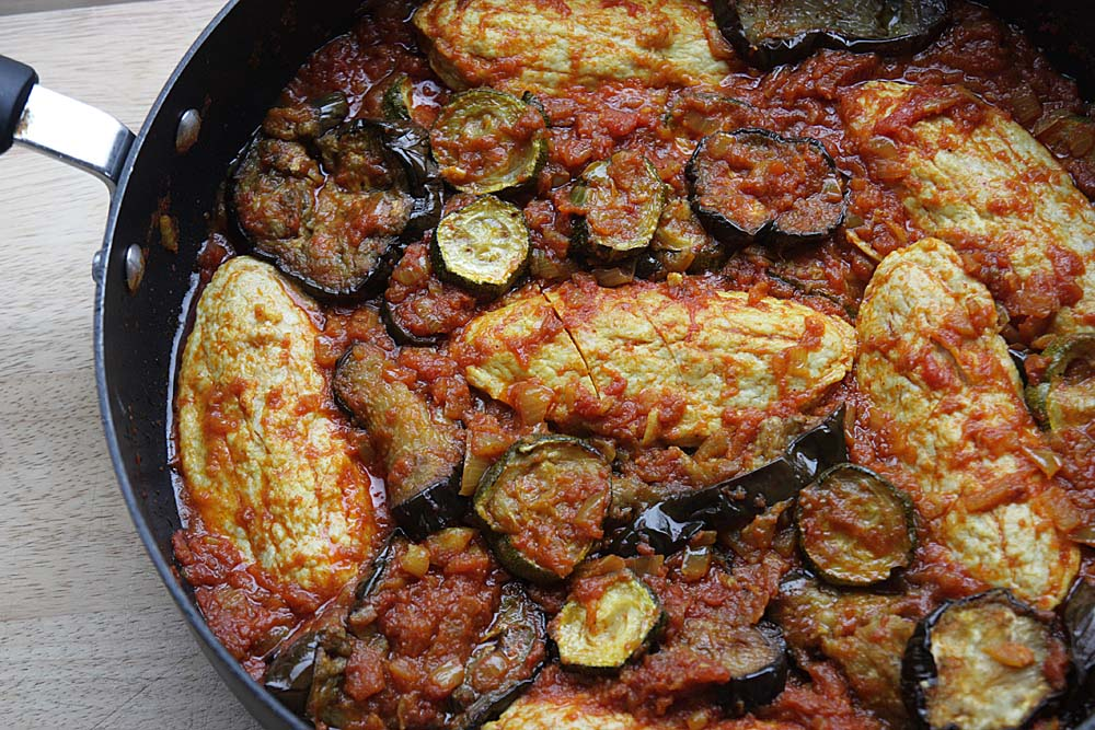 Recipes with quorn chicken