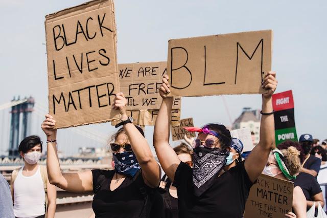 Black lives matter - BLM