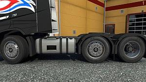 Volvo Original wheels mod