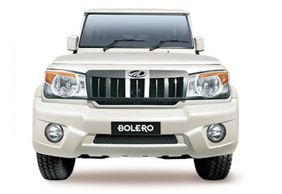 New 2016 Mahindra Bolero Power Plus SUV front Hd Images