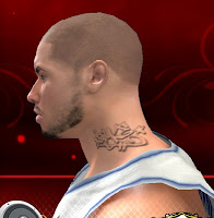 NBA 2K13 Neck Tattoo Mod - Style
