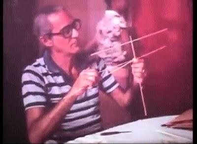 PAPAGAIOS DE GUERRA 1986, documentário sobre a arte de empinar pipas e papagaios em São Luís MA