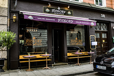 Restaurant In Munchen | Hickory - Tapas BBQ Smokehouse