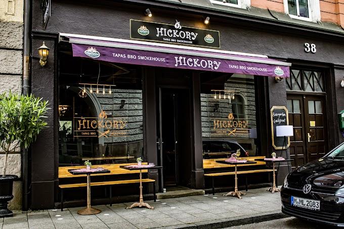 Restaurant München | Hickory - Tapas BBQ Smokehouse