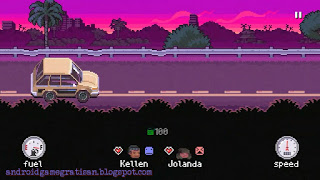Abaikan grafis dan nikmati gameplaynya yang sangat seru dan menarik Death Road to Canada apk