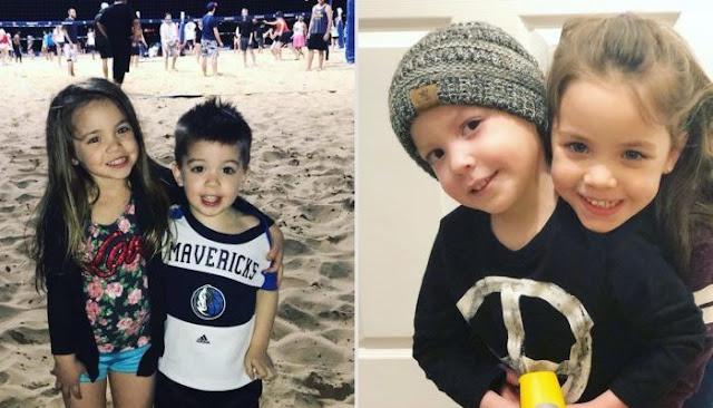 Мама поделилась, как её 5-летняя дочь заботится о своём братике, больном раком. Это страшное испытание дети проходят вместе