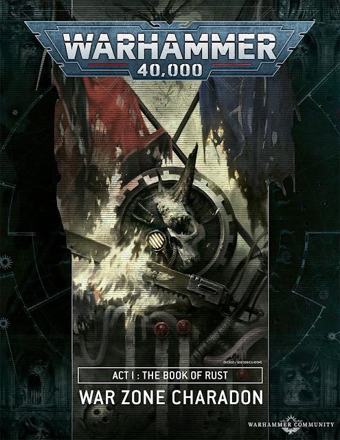 Warhammer 40,000 War Zone Charadon