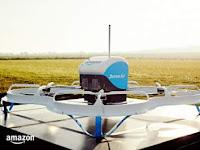 Amazon Mewujudkan Pengiriman Barang Menggunakan Drone
