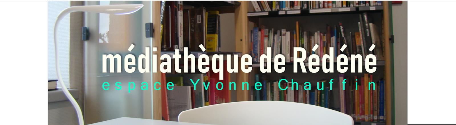 Médiathèque De Rédéné Espace Yvonne Chauffin