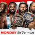 WWE Monday Night Raw 20.09.2021 | Vídeos + Resultados