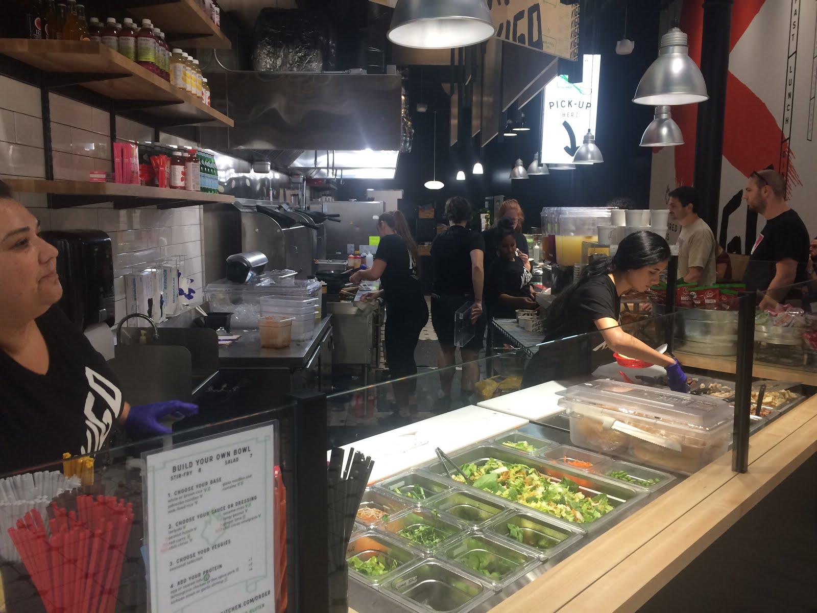 Weyers lunch September 5 Kigo Kitchen