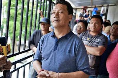 GJM supremo Bimal Gurung