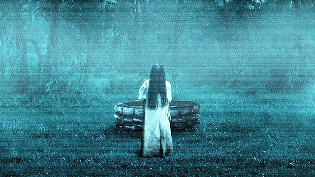 The Ring movie is great example of how to write a great horror tale