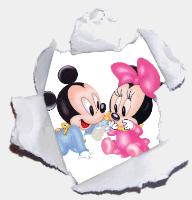 Baby Disney - Mickey e Minnie