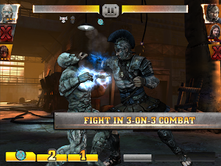 WWE Immortals v1.8.0 MOD APK+DATA-screenshot-1
