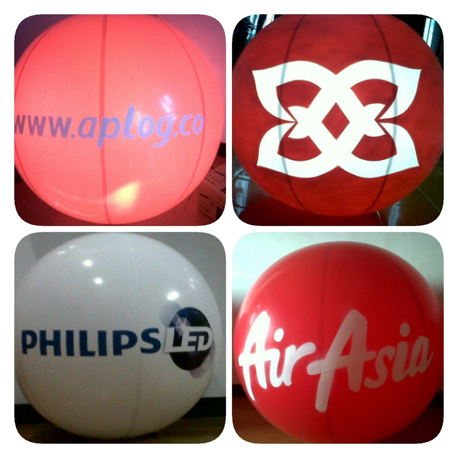 Prisma Balon Bogor: BALON LIGHT / BALON SIGN