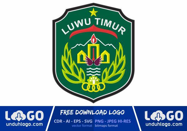 Logo Kabupaten Luwu Timur