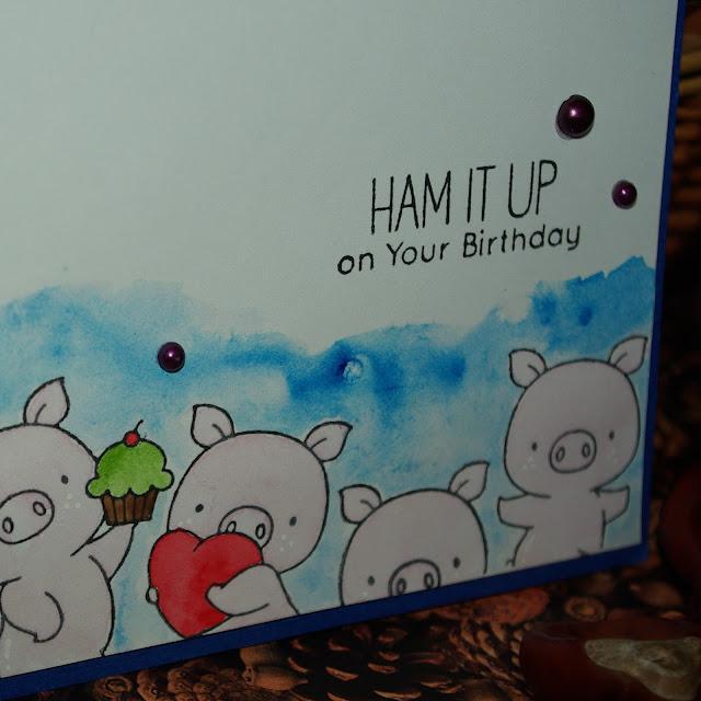 [DIY] Schweinchen zum Geburtstag: Ham it up!