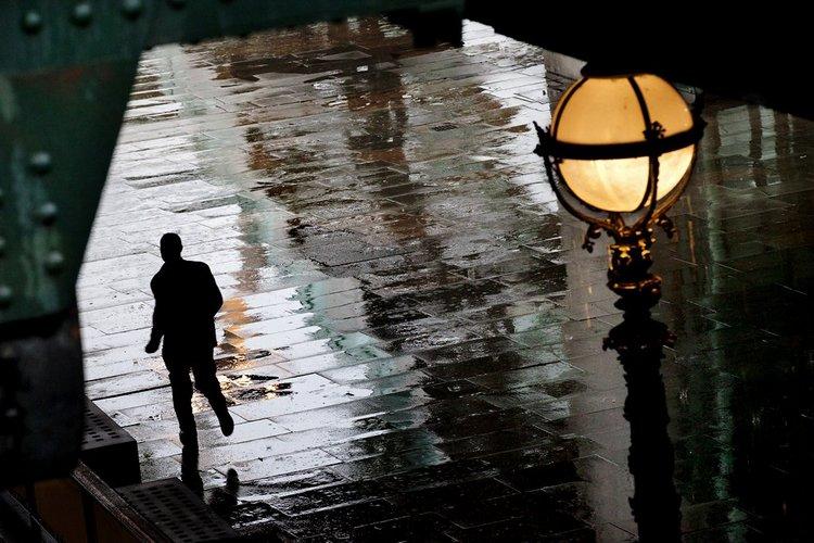 Christophe Jacrot Paris Under The Rain Tutt Art