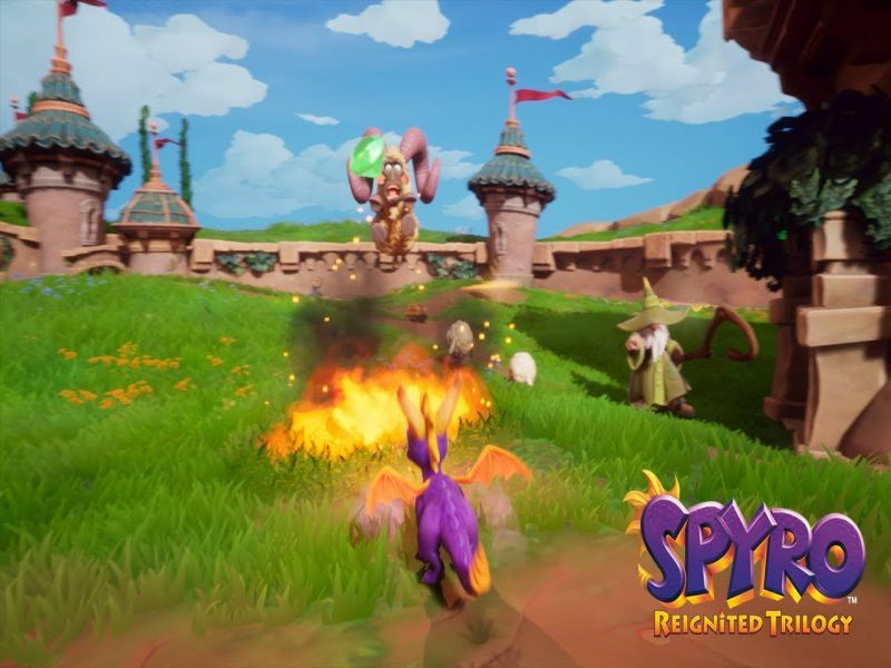 Download Spyro Reignited Trilogy Free Full Game For PC