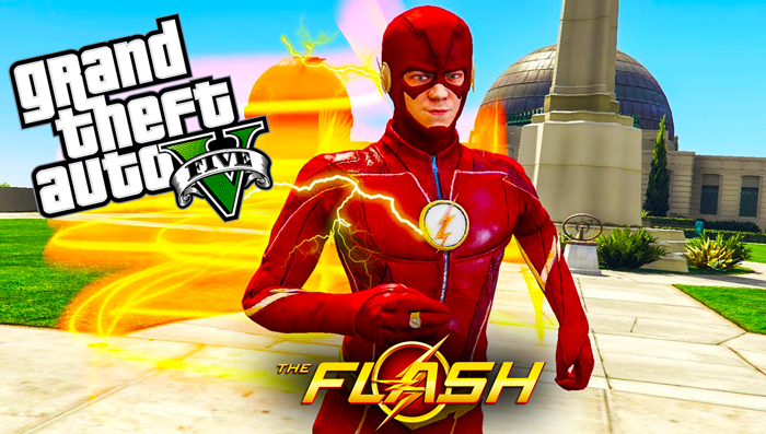 The Flash New GTA 5 Mod Download Now