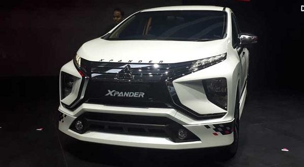 Penambahan Fitur Xpander MY 20 dengan Rear Parking Sensor