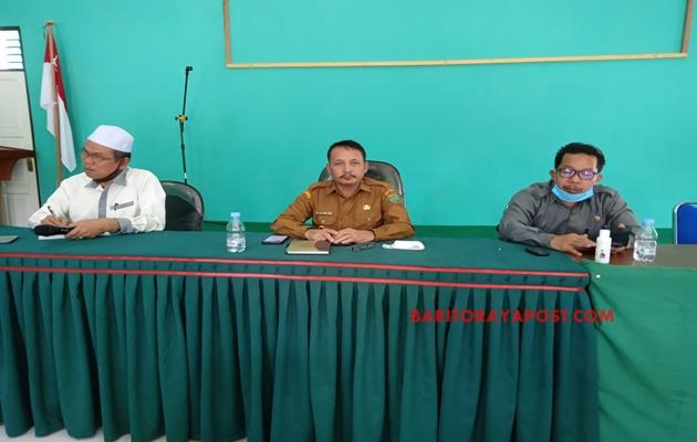 Ini Himbauan Wakil Bupati Bartim Menyambut 'New Normal'