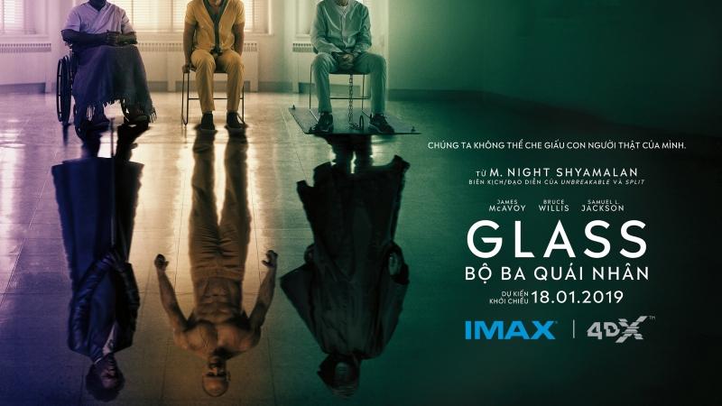 Bộ Ba Quái Nhân - Glass (2019)