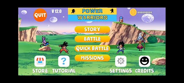 Power Warriors 12.0 apk Download