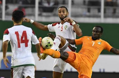 موعد مباراة المغرب وساحل العاج كأس أمم إفريقيا 2019