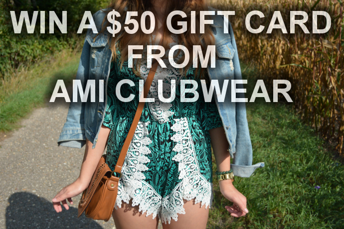 AMI Clubwear, Clothes, Giveaway, Win, Rafflecopter Giveaway, $50 Giveaway, Gift Card, Gift Card Giveaway