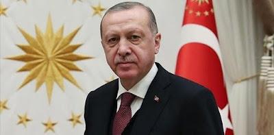 Erdogan sebagai satu-satunya pemimpin di dunia yang jujur