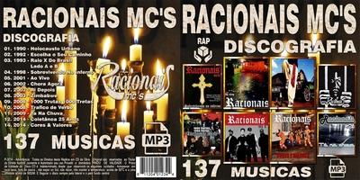 cd de racionais discografia