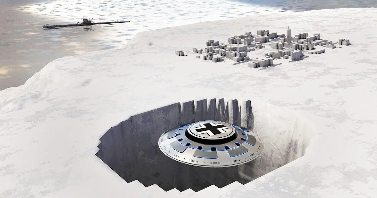 Nazis Antarktis