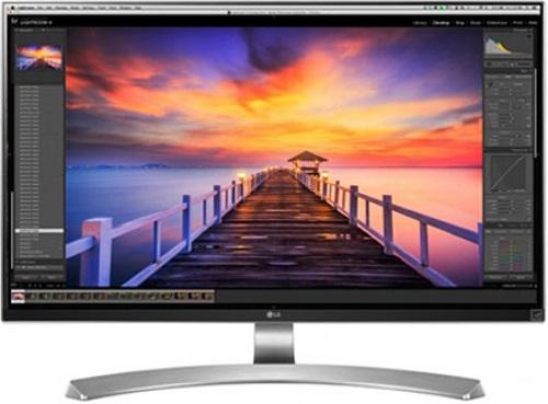 Bugsnax Gaming Monitor: LG 27UD88-W