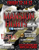 Mansion Fights 4 Los Angeles MMA