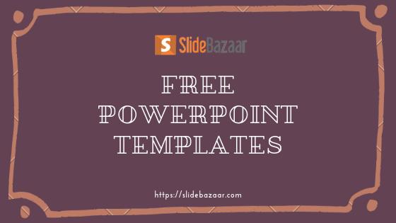 Free Powerpoint Templates Slidebazaar
