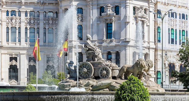 Visitas virtuales a Madrid.
