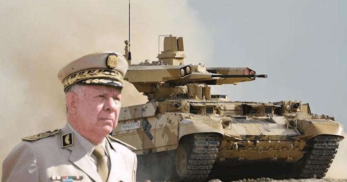 """Ejército de Argelia: """"Marruecos se equivocó al pensar que con la normalización con Israel cambiaría el equilibrio militar en la región"""""""