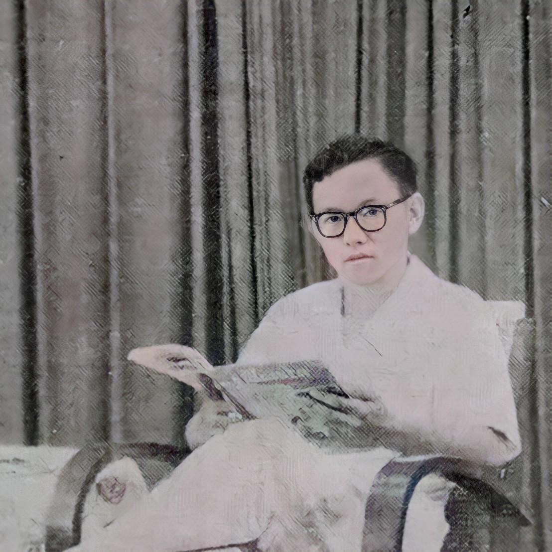 Kumpulan Foto Masa Muda Gus Dur