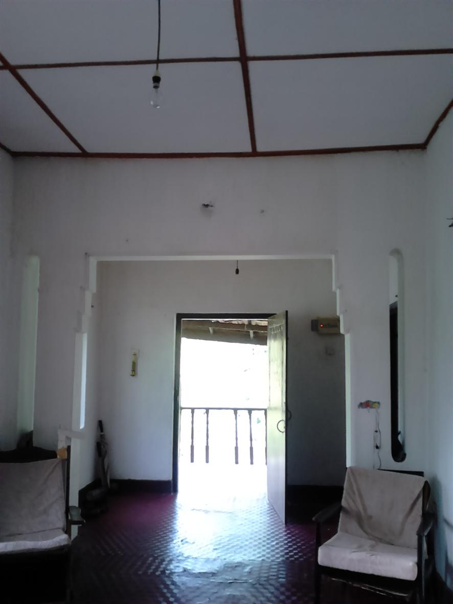 House with ceiling