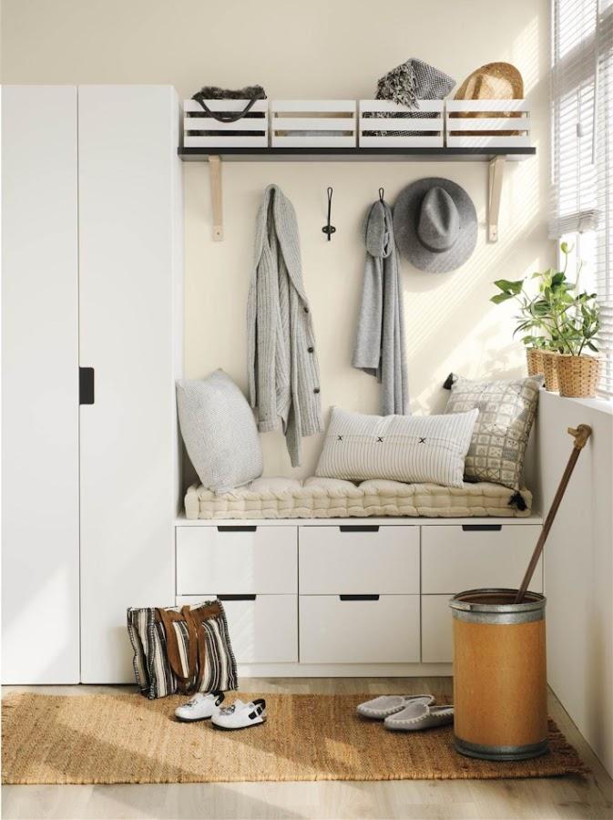 El mismo mueble de IKEA y 3 usos