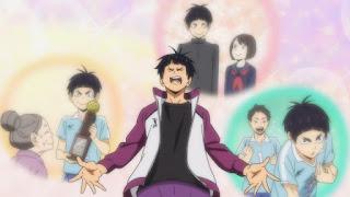 "Hellominju.com : ハイキュー!! アニメ 第4期3話 視点 (疑似ユース強化合宿) | Haikyuu!! Season4 Ep.3 ""Haikyuu!! ""Perspective""""  | Hello Anime !"