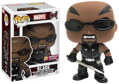 Previews Exclusive Blade Pop! Marvel Vinyl Figure by Funko