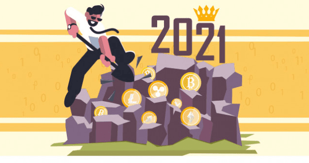 2021 Is The Greatest Investment With Bitcoin
