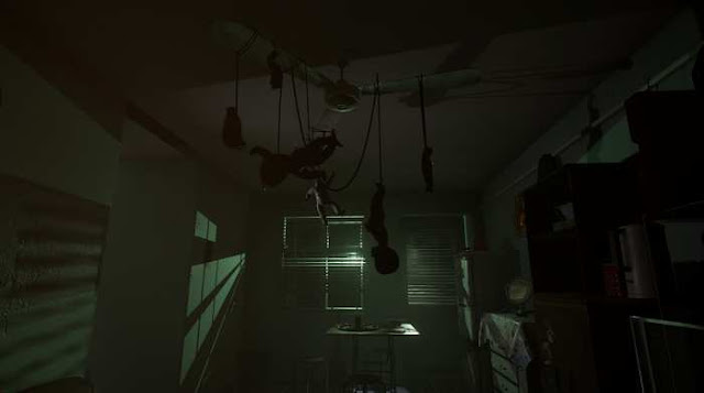 ParanormalHK horror game, only for those who love and appreciate this genre.